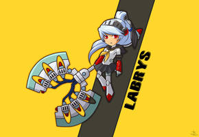 Labrys by rabbitsontherun