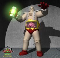 Krang 3D by King-Bowser-Koopa