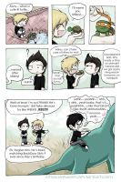 MCR - of bandmates n animals by Chocoreaper