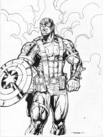 Movie Cap sketch by Kevin-Sharpe