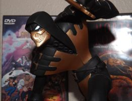 MKX: Gold Scorpion by Miss-DNL