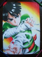 Rock Lee by vitorsantos18