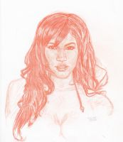 Rosa Acosta by bam217