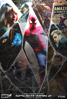 The Amazing Spider-Man 2 - Fan Poster 3 by SuperDude001