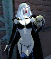 My Next 25...  Lady Death 2 by EthereaS