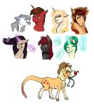 MLP Commission Dump 4 by Earthsong9405