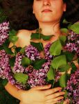lilac 2012 by SoleiBee