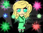 ASK THE ARTIST NOW OPEN! by MintyMagic74