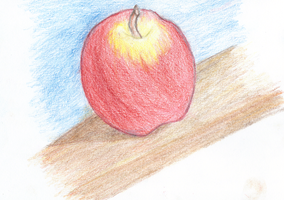 Apple Drawing FTW by MisakiChi123