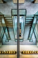 Vienna Staircase 14 by Nightline