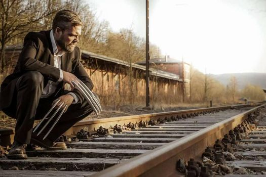 MCC: Old Man Logan: The railroad to the end by MummeryComics