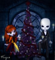 The Nightmare before Christmas by Marjie79
