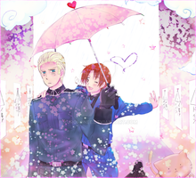 APH: posters by kuroi-onee