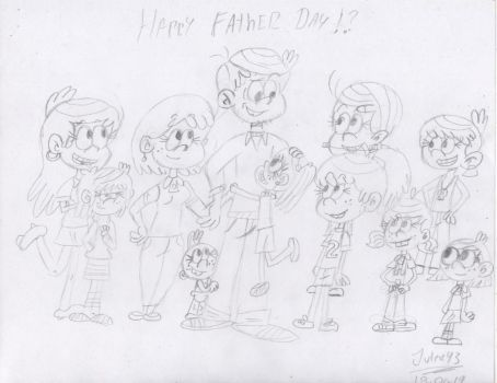 Happy Father Day Extra by Julex93