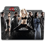 Sin City A Dame to Kill For 2014 Folder Icon by sonerbyzt