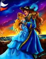 Captain Hook by FairyGodfather