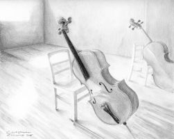 Cello. by Master-Chi