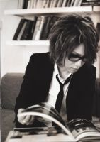 Ruki Glasses - The Gazette by shaDann