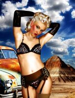 Pin up sandra 488 by recydesign
