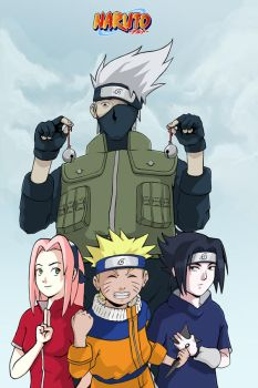 Naruto: The First Test by Pegnose