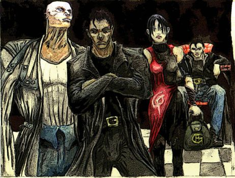 Ghouls by Palas-Atenea