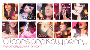 10 katy perry's icons by trendandstyle
