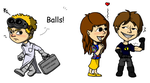 Dr. Horrible - Balls! by StellaPollet