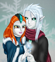 Winter Love by Freiha