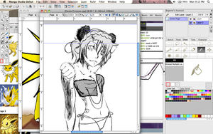 Panda Princess WIP by SolbiiMelody