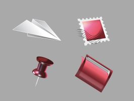 paper icons by aymzZ