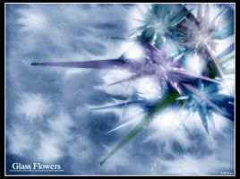 Glass Flowers by XeRoblade