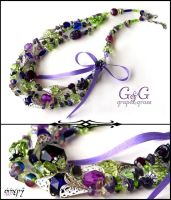 Grapes and Grass by Faeriedivine