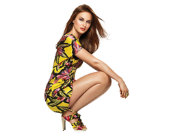 PNG - Leighton Meester by Andie-Mikaelson