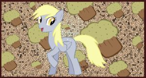 Muffin time Derpy by raptor007