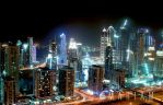 Dubai City 2 by velveteye