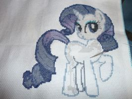 Work in Progress: MLP Rarity (5/6/12) by BlushiexD
