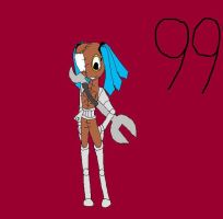 9 OC- 99 by Fangirl-of-Doom2