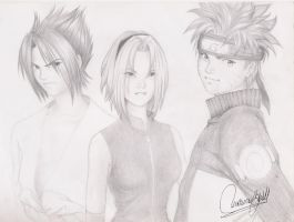 Team 7 by StarlessBlue