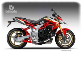 BIMOTA TB-3 675 FUN TRIPLE by obiboi