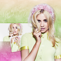 PNG Pack (56) Pixie Lott by IremAkbas