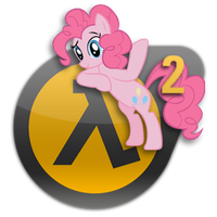 Half-Life 2 Pinkie Icon by Gamerbro360