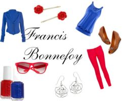 Francis Bonnefoy Fashion by Milk2Sugars
