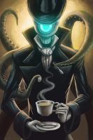 Tentacle Tea by Antihelios