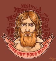 Daniel Bryan by Hayley-Heartbreak