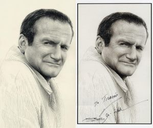 Robin Williams TB by henderson