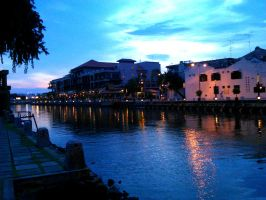 Malacca riverside by plainordinary1