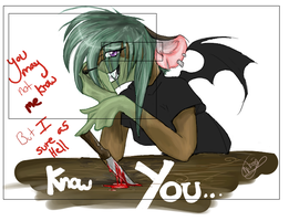 Do I know you? by nikoo