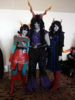 Homestuck the old ones by Legion117