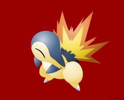 Cyndaquil by Concore