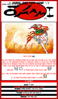 Okami Amaterasu Journal CSS by AESD